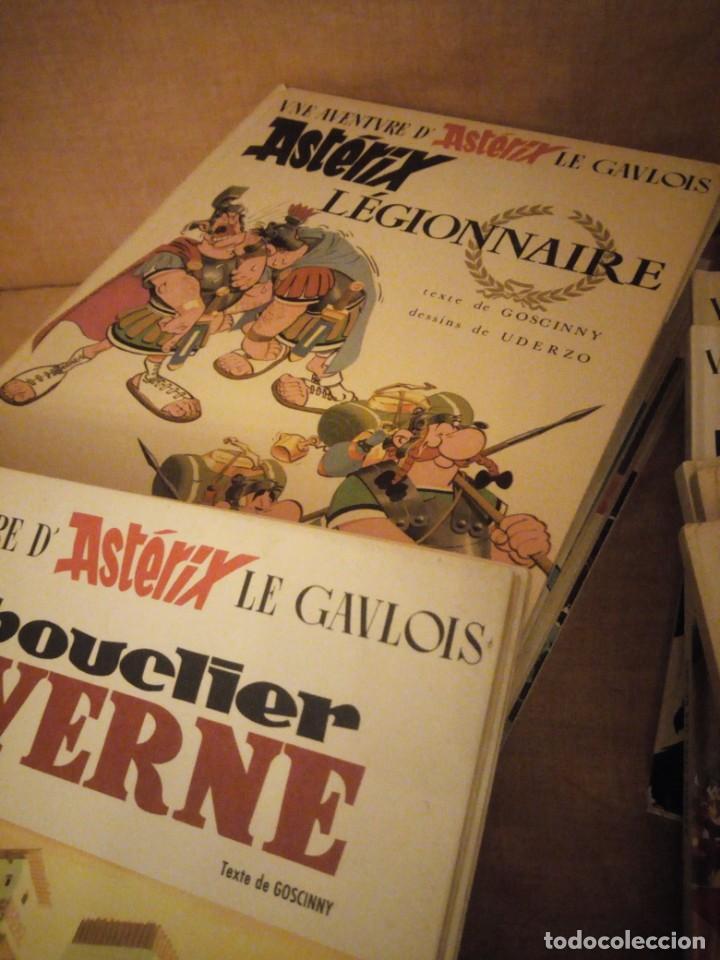 Cómics: Lotazo de 27 tebeos de asterx y obelix ,desde los 60 hasta los 80 - Foto 12 - 198631438