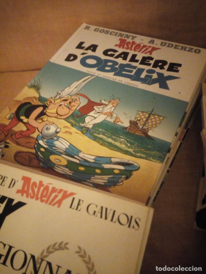 Cómics: Lotazo de 27 tebeos de asterx y obelix ,desde los 60 hasta los 80 - Foto 13 - 198631438