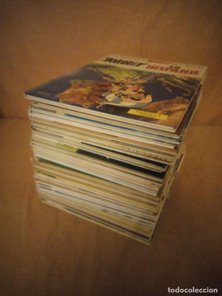 LOTAZO DE 27 TEBEOS DE ASTERX Y OBELIX ,DESDE LOS 60 HASTA LOS 80 (Tebeos y Comics - Grijalbo - Asterix)