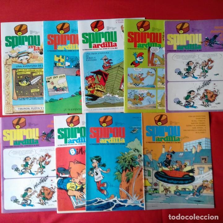 Cómics: 47 COMIC SPIROU: SUPER SPIROU ARDILLA Y SPIROU ARDILLA - Foto 5 - 198751910