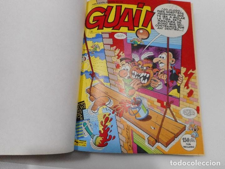 Cómics: Guai Del Nº75-Nº89 Y99833W - Foto 2 - 198791120