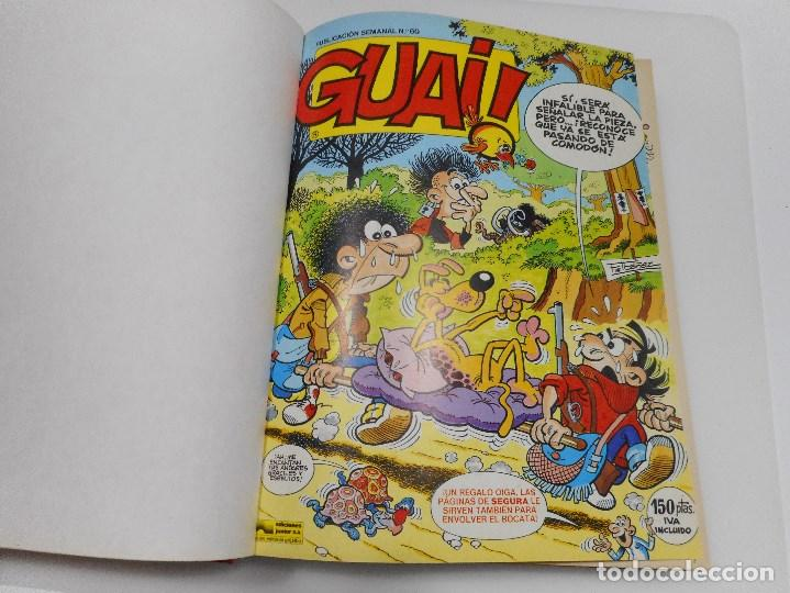GUAI DEL Nº60-Nº74 Y99834W (Tebeos y Comics - Grijalbo - Otros)