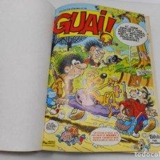 Cómics: GUAI DEL Nº60-Nº74 Y99834W . Lote 198791305