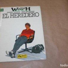 Cómics: LARGO WINCH Nº 1, TAPA DURA, EDITORIAL GRIJALBO. Lote 198834585