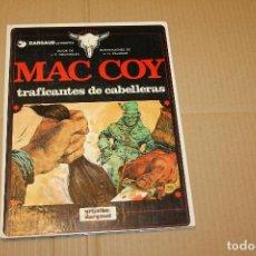 Cómics: MAC COY Nº 7, TAPA DURA, EDITORIAL GRIJALBO. Lote 199184722