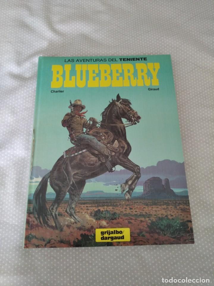 LAS AVENTURAS DEL TENIENTE BLUEBERRY TOMO 1 GRIJALBO/DARGAUD (Tebeos y Comics - Grijalbo - Blueberry)