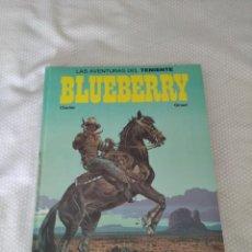 Cómics: LAS AVENTURAS DEL TENIENTE BLUEBERRY TOMO 1 GRIJALBO/DARGAUD. Lote 199198501