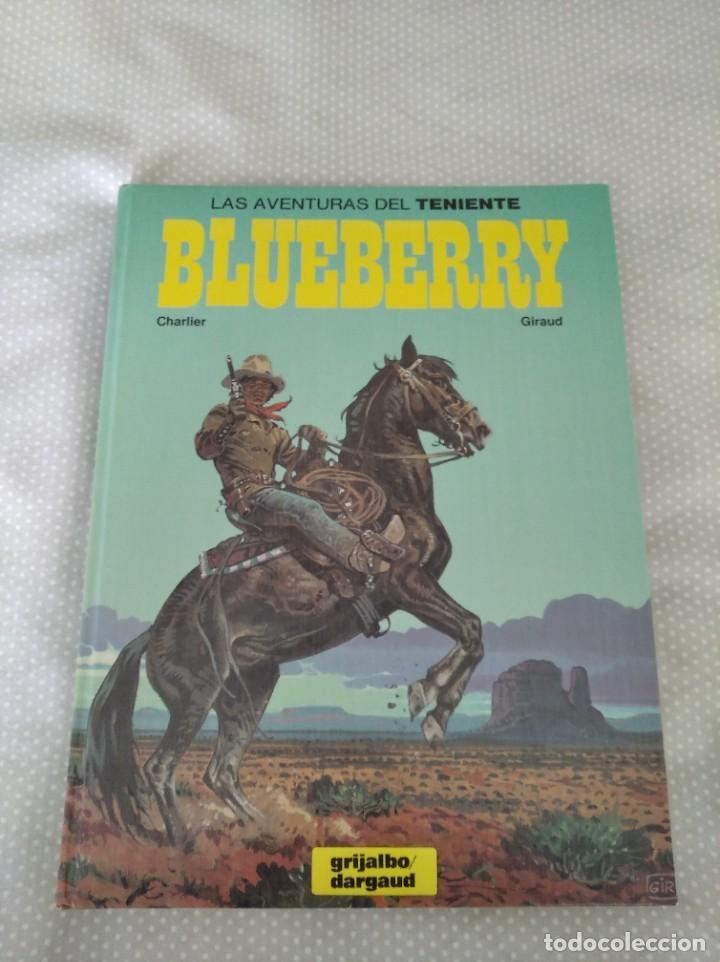 LAS AVENTURAS DEL TENIENTE BLUEBERRY TOMO 2 GRIJALBO/DARGAUD (Tebeos y Comics - Grijalbo - Blueberry)