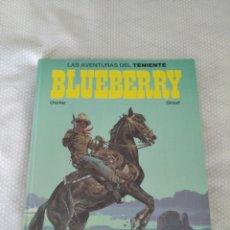 Cómics: LAS AVENTURAS DEL TENIENTE BLUEBERRY TOMO 2 GRIJALBO/DARGAUD. Lote 199199386