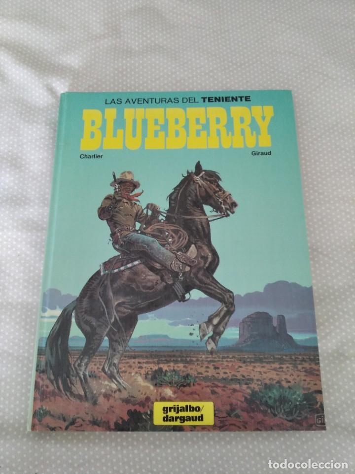 LAS AVENTURAS DEL TENIENTE BLUEBERRY TOMO 4 GRIJALBO/DARGAUD (Tebeos y Comics - Grijalbo - Blueberry)