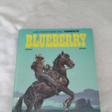Cómics: LAS AVENTURAS DEL TENIENTE BLUEBERRY TOMO 4 GRIJALBO/DARGAUD. Lote 199200006