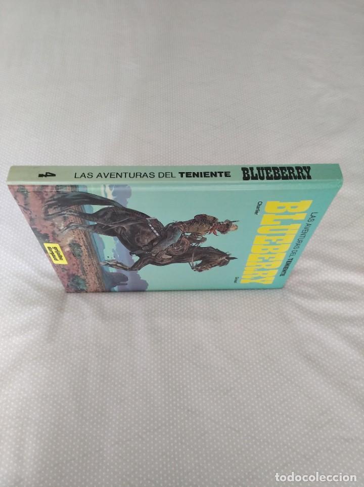 Cómics: LAS AVENTURAS DEL TENIENTE BLUEBERRY TOMO 4 GRIJALBO/DARGAUD - Foto 3 - 199200006