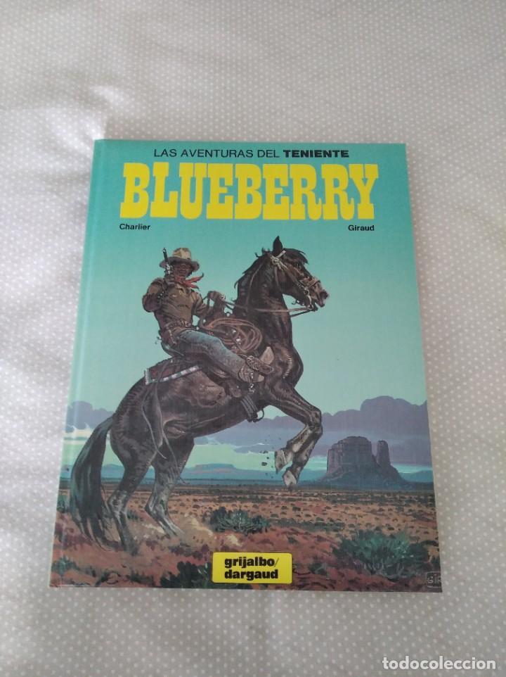 LAS AVENTURAS DEL TENIENTE BLUEBERRY TOMO 5 GRIJALBO/ DARGAUD (Tebeos y Comics - Grijalbo - Blueberry)
