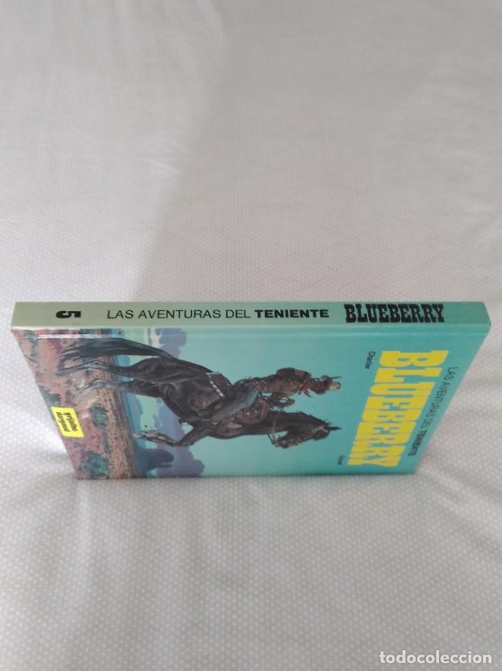Cómics: LAS AVENTURAS DEL TENIENTE BLUEBERRY TOMO 5 GRIJALBO/ DARGAUD - Foto 3 - 199200367