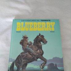 Cómics: LAS AVENTURAS DEL TENIENTE BLUEBERRY TOMO 6 GRIJALBO/ DARGAUD (EDICIONES JUNIOR S.A.). Lote 199200905