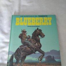 Cómics: LAS AVENTURAS DEL TENIENTE BLUEBERRY TOMO 7 GRIJALBO/ DARGAUD (EDICIONES JUNIOR S.A.). Lote 199201433