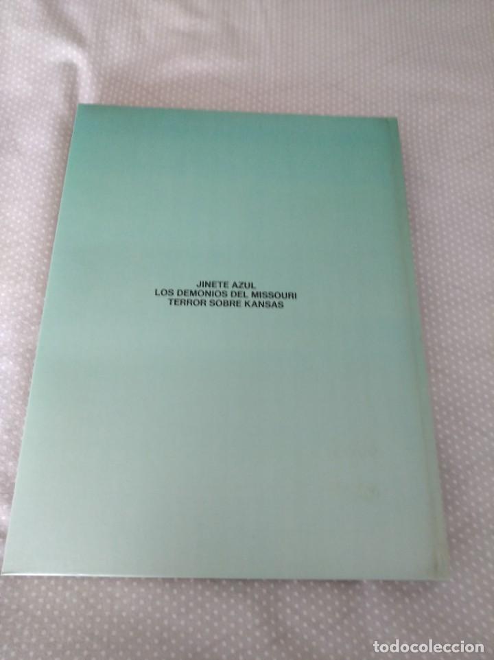Cómics: LAS AVENTURAS DEL TENIENTE BLUEBERRY TOMO 7 GRIJALBO/ DARGAUD (EDICIONES JUNIOR S.A.) - Foto 2 - 199201433