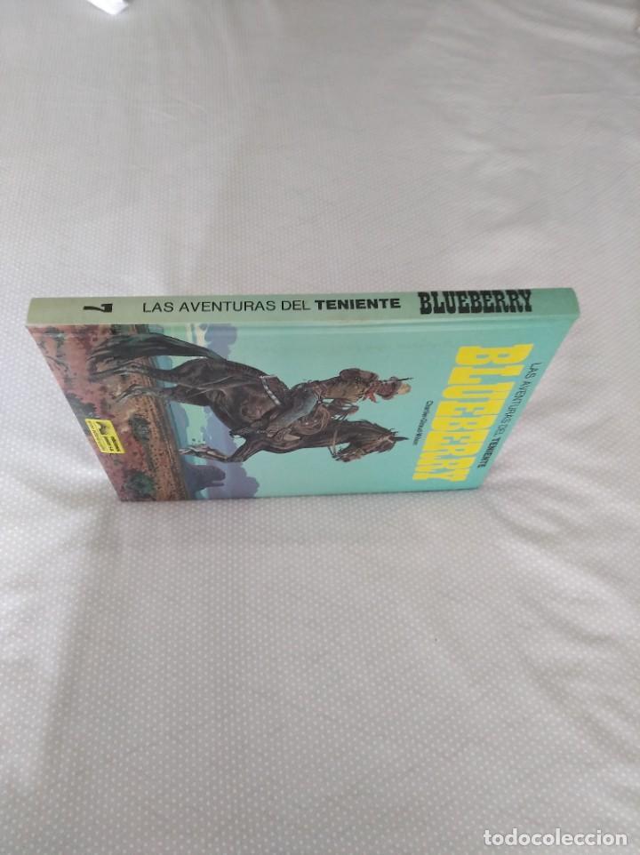 Cómics: LAS AVENTURAS DEL TENIENTE BLUEBERRY TOMO 7 GRIJALBO/ DARGAUD (EDICIONES JUNIOR S.A.) - Foto 3 - 199201433