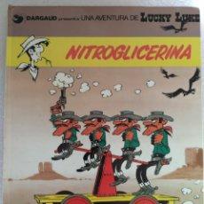 Comics : LUCKY LUKE. NITROGLICERINA. Lote 199263027