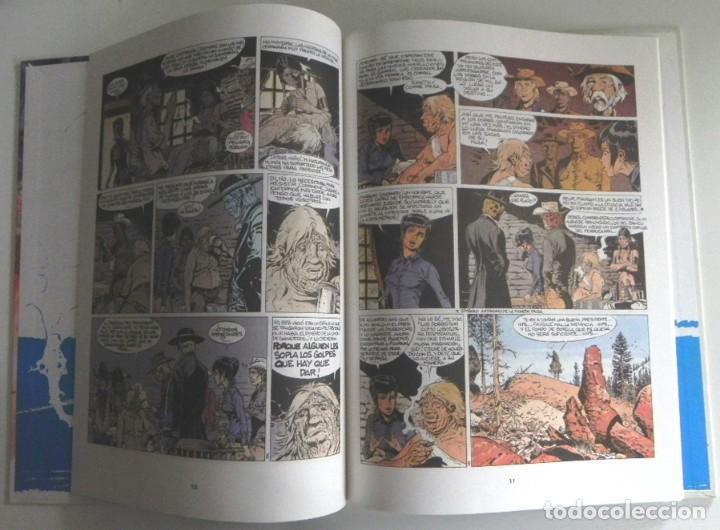 Cómics: COMANCHE 3 - LOS LOBOS DE WYOMING - CÓMIC AVENTURA DEL OESTE TAPA DURA JUNIOR GRIJALBO HERMANN GREG - Foto 2 - 199309401