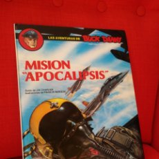 Cómics: LAS AVENTURAS DE BUCK DANNY-MISION APOCALIPSIS.EDICIONES JUNIOR 1988. Lote 199378696