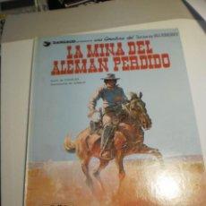 Cómics: TENIENTE BLUEBERRY 1. LA MINA DEL ALEMÁN PERDIDO. GRIJALBO 1981 TAPA DURA COLOR (BUEN ESTADO). Lote 199380757