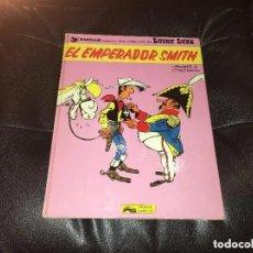 Cómics: LUCKY LUKE - NÚMERO 1 - EL EMPERADOR SMITH - GRIJALBO. Lote 199512768