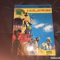 Comics : LUCKY LUKE - NÚMERO 43 - EL ELIXIR DEL DOCTOR DOXIO - GRIJALBO. Lote 199514977