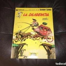 Cómics: LUCKY LUKE - NÚMERO 24 - LA DILIGENCIA - GRIJALBO. Lote 199518196