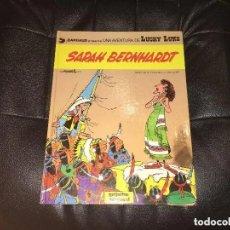 Cómics: LUCKY LUKE - NÚMERO 23 - SARAH BERNHARDT - GRIJALBO. Lote 199518321