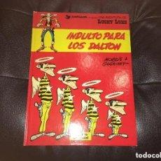 Cómics: LUCKY LUKE - NÚMERO 13 - INDULTO PARA LOS DALTON - GRIJALBO. Lote 199519231