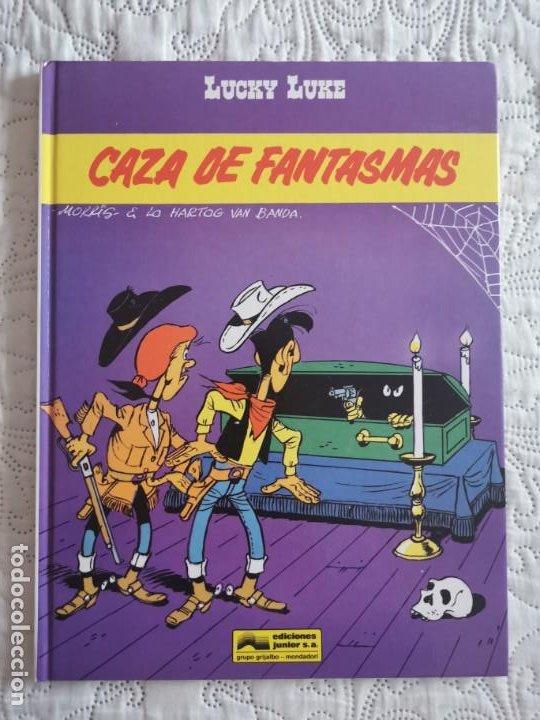 LUCKY LUKE - N. 54 - CAZA DE FANTASMAS (Tebeos y Comics - Grijalbo - Lucky Luke)