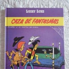 Cómics: LUCKY LUKE - N. 54 - CAZA DE FANTASMAS. Lote 199938232