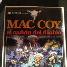 Cómics: MAC COY, N° 9, GRIJALBO. Lote 199957413