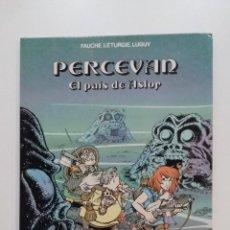 Cómics: PERCEVAN Nº 4 - EL PAÍS DE ASLOR - GRIJALBO FAUCHE / LÉTURGIE / LUGUY - TDKC51. Lote 200080128