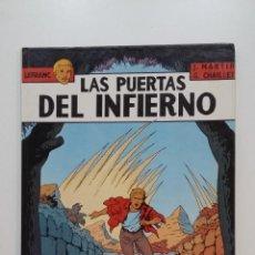 Cómics: LEFRANC - LAS PUERTAS DEL INFIERNO Nº 5. J. MARTIN. G. CHAILLET. GRIJALBO. TDKC51. Lote 200080222