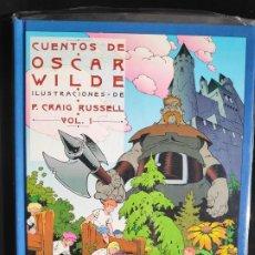 Cómics: CUENTOS DE OSCAR WILDE P.CRAIG RUSSELL EDICIONES JUNIOR GRIJALBO. Lote 200274681