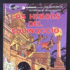 Cómics: VALERIAN Nº 7 LOS HÉROES DEL EQUINOCIO MEZIERES Y CHRISTIN GRIJALBO-DARGAUD 1982 TAPA DUR. Lote 200527240