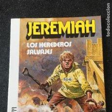 Cómics: LOS HEREDEROS SALVAJES - JEREMIAH Nº 3 - HERMANN - JUNIOR / GRIJALBO - 1981 - ¡NUEVO!. Lote 201302870