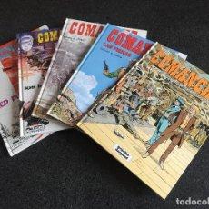 Cómics: COMANCHE COMPLETA 5 TOMOS - HERMANN-GREG - JUNIOR / GRIJALBO / DARGAUD - 1992 - ¡NUEVA!. Lote 201310480