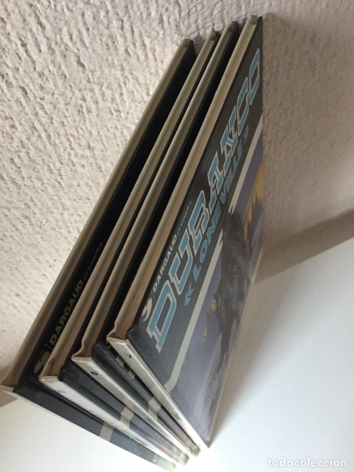 Cómics: DURANGO COMPLETA 4 TOMOS - YVES SWOLFS - GRIJALBO / DARGAUD - 1989 - ¡NUEVA! - Foto 3 - 201310633