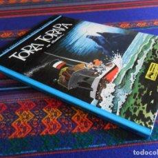Comics : LAS AVENTURAS DE SPIROU Y FANTASIO Nº 36 TORA TORAPA. GRIJALBO 1994. TAPA DURA.. Lote 201467270