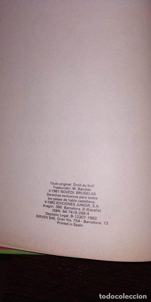 Cómics: ERIC CASTEL, ¡DE CARA AL GOL! EDICIONES JUNIOR. - Foto 3 - 201474078