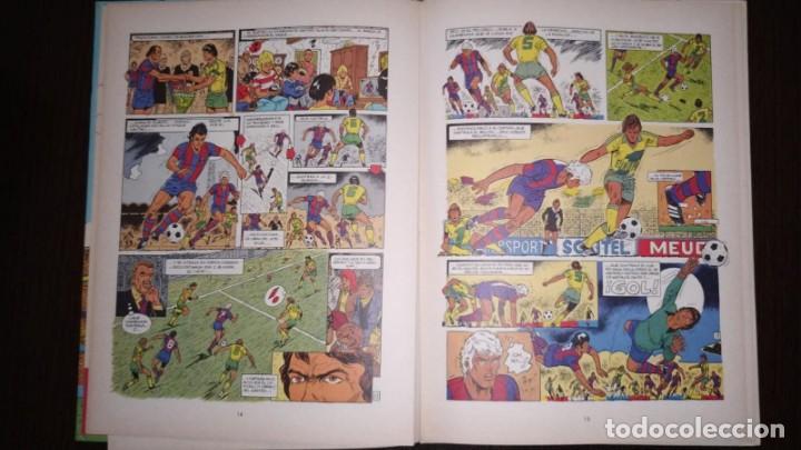 Cómics: ERIC CASTEL, ¡DE CARA AL GOL! EDICIONES JUNIOR. - Foto 4 - 201474078