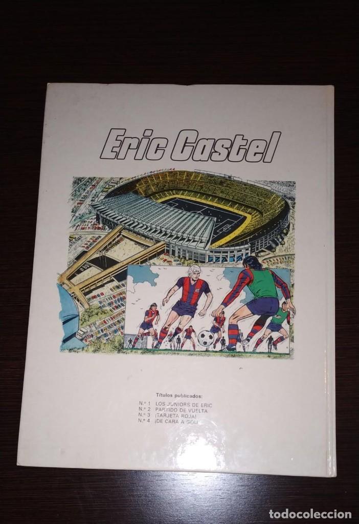 Cómics: ERIC CASTEL, ¡DE CARA AL GOL! EDICIONES JUNIOR. - Foto 5 - 201474078