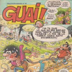Cómics: COMIC GUAI ! Nº 25 ED.JUNIOR (GRIJALBO) 1986. Lote 202246293
