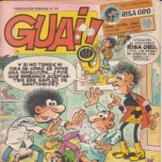 Cómics: COMIC GUAI ! Nº 31 ED.JUNIOR (GRIJALBO) 1986. Lote 202247322
