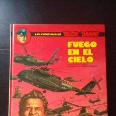 Cómics: FUEGO EN EL CIELO - BUCK DANNY. Lote 202307822
