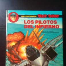 Comics : LOS PILOTOS DEL INFIERNO - BUCK DANNY. Lote 202307992