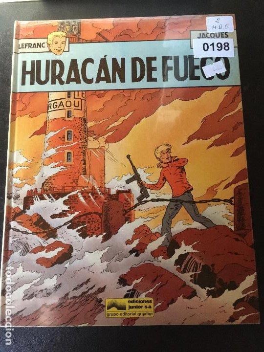EDICIONES JUNIOR LEFRANC NUMERO 2 BUEN ESTADO (Tebeos y Comics - Grijalbo - Lefranc)